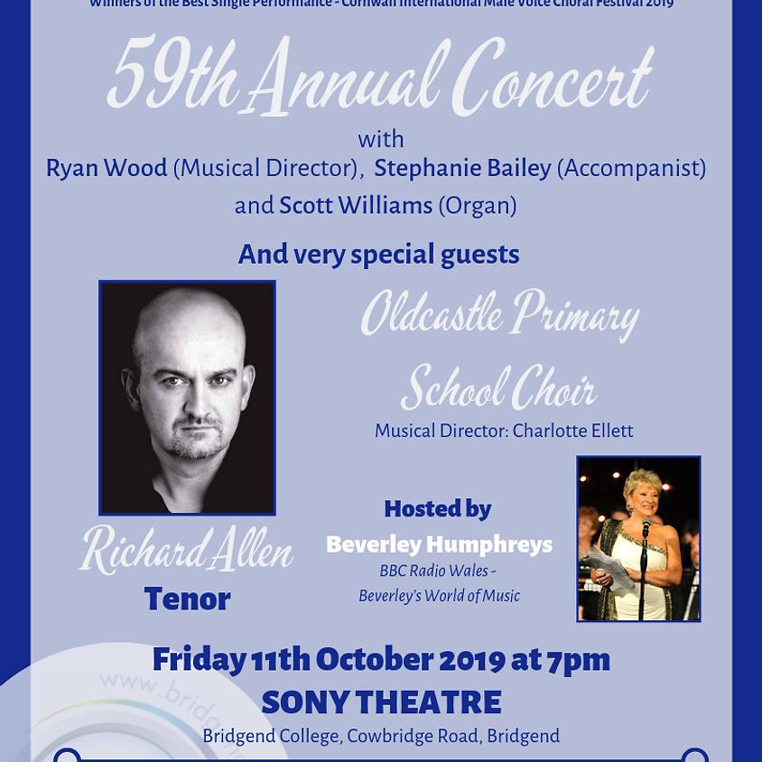 Bridgend Male Choir Annual Concert