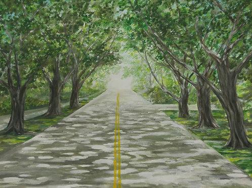 """""""Bridge Road"""" (Original)"""