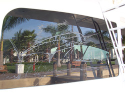 Commission on yacht, 2011