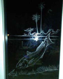Redfish Door