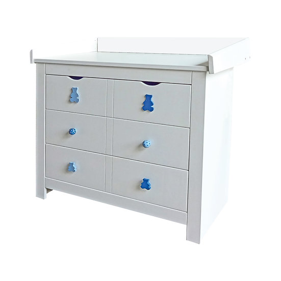 Pinto Series Chest of 3 Drawers With Extension