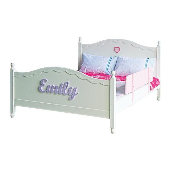 Vanilla Series Super Single Bed Frame
