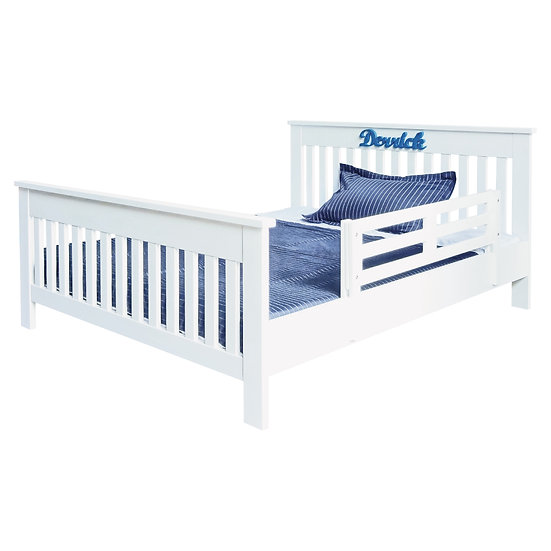 Pinto Series King Bed Frame
