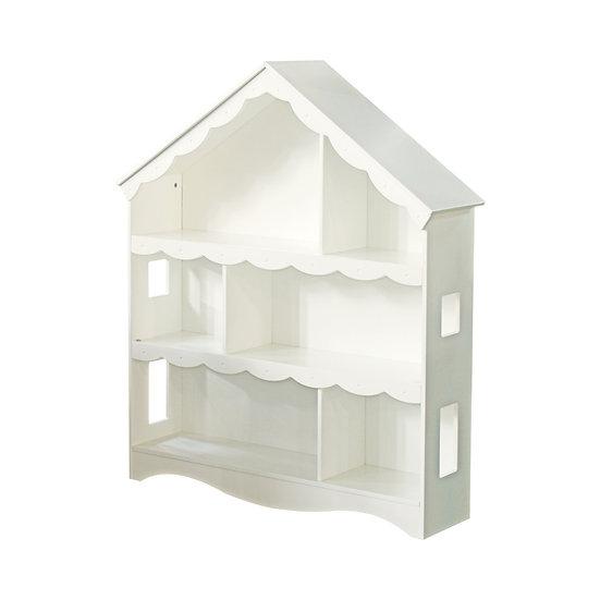 Vanilla Series Dollhouse Bookshelf
