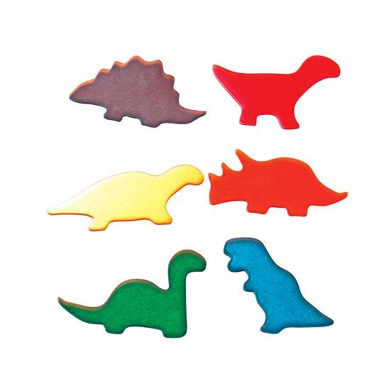 Dinosaur Knob (6pcs)