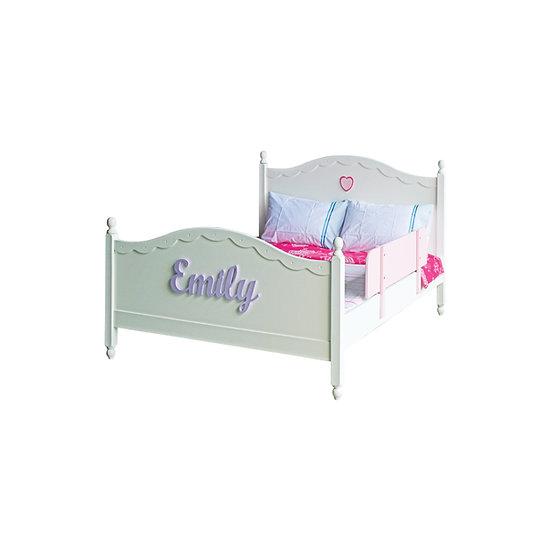 Vanilla Series Queen Bed Frame