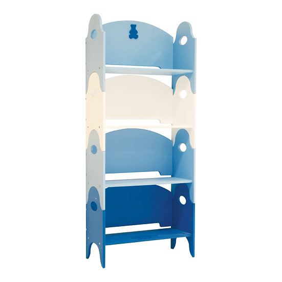 Stacking Book 4 Tier