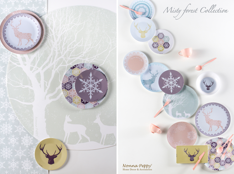 Misty Forest Collection