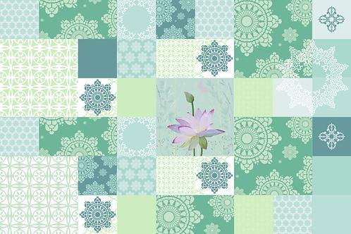 Zen Minti big carpet Art. No. 3520