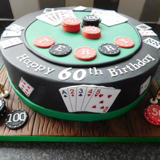 Birthday cake, fancy cake, celebration cake, pokemon cake, peppa pig cake, angelic delights, Lincoln, Lincolnshire, Roulette Cake