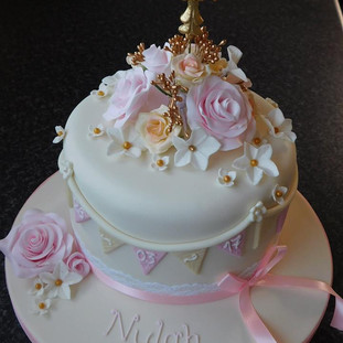 Fancy Cakes, Birthday Cakes, Wedding Cakes, Christening cakes, Angelic Delights, Lincoln