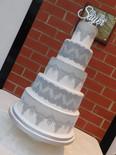 Wedding Cake Angelic Delights lincoln