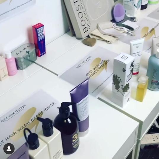 Get The Gloss Beauty & Wellness Awards