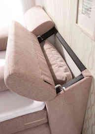 Łóżko RAPID