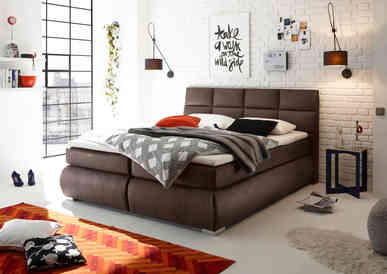 Łóżko HOLISTER