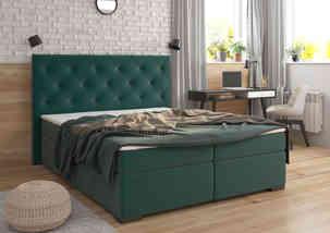 Łóżko DIVALO