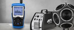 Tam Donanımlı Akustik Performans Ölçüm Cihazları