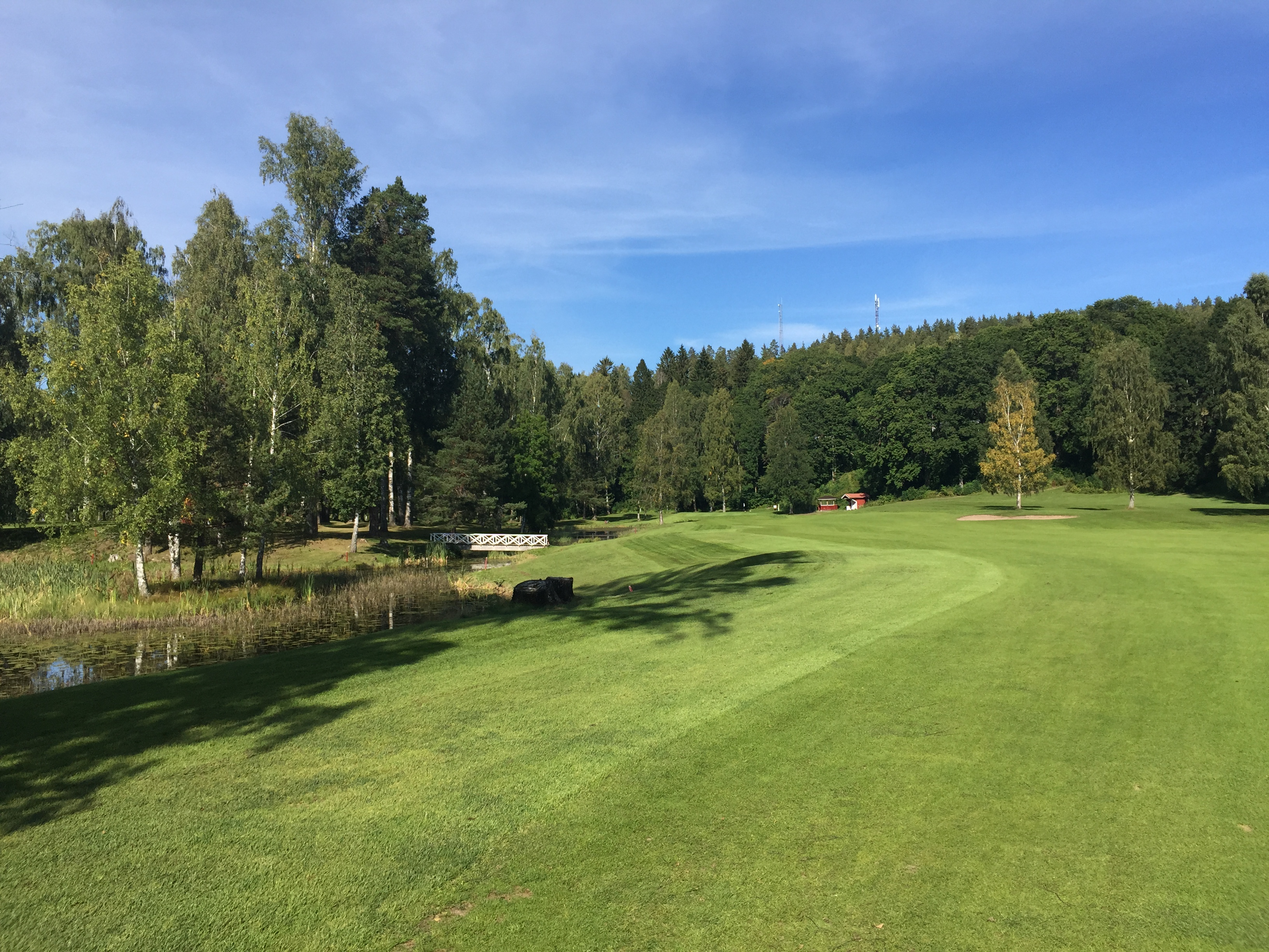 Golf at Avesta Golf Club