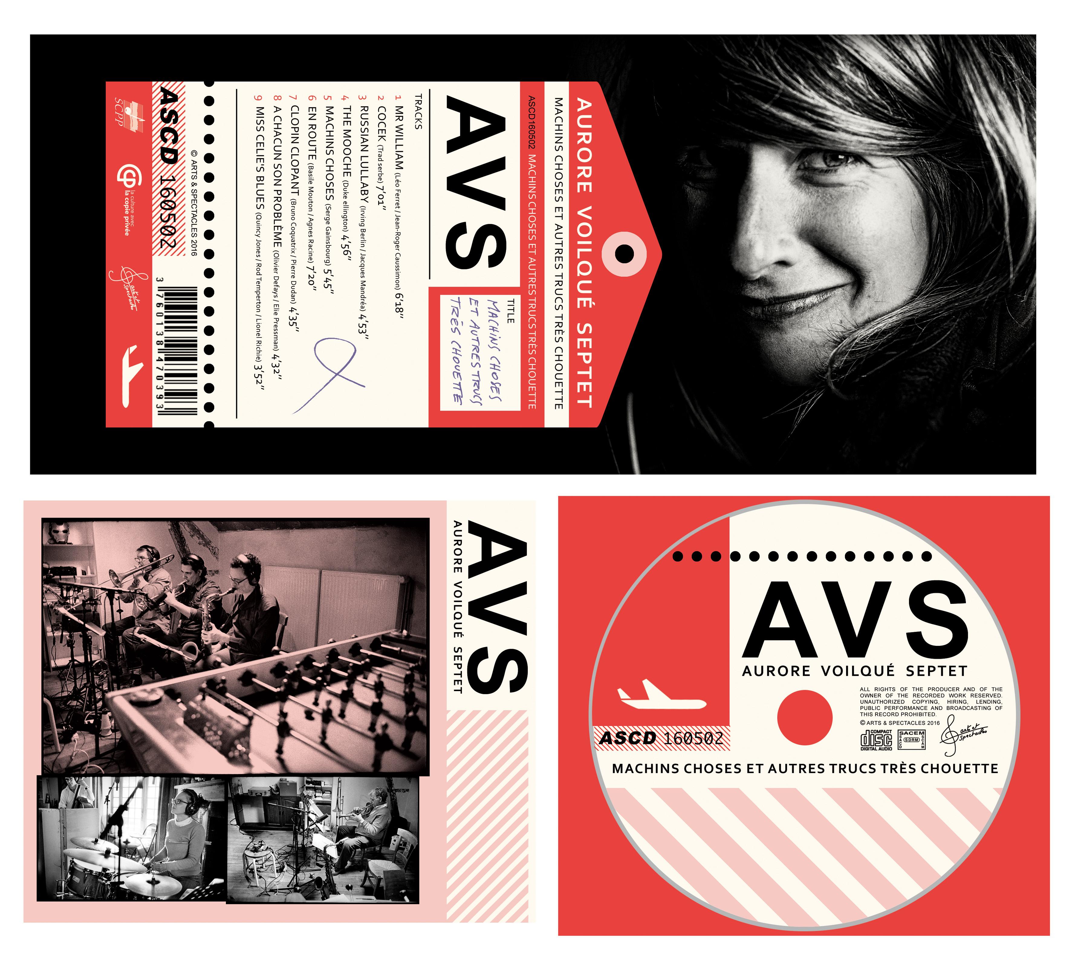 Design CD (2016)