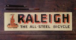 Publicité Raleigh