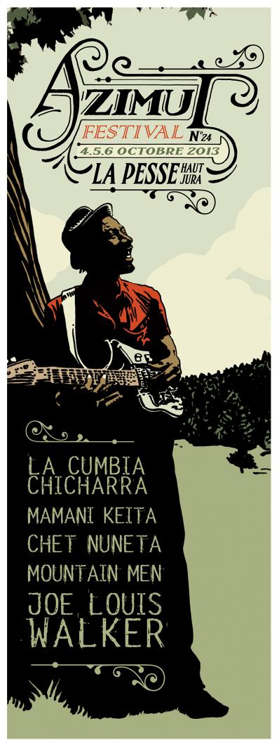 affiche festival 2013