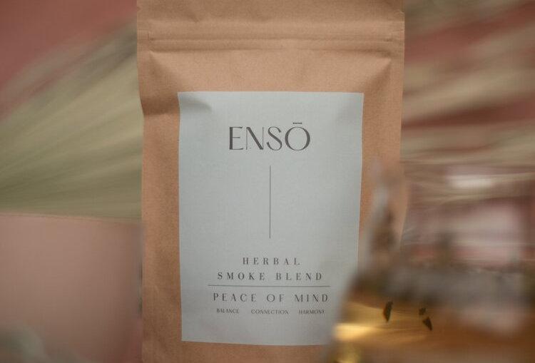 PEACE OF MIND - Herbal Smoke Blend