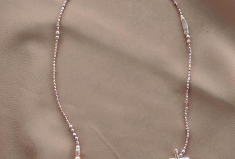 Oddball Strand of Pearls #3
