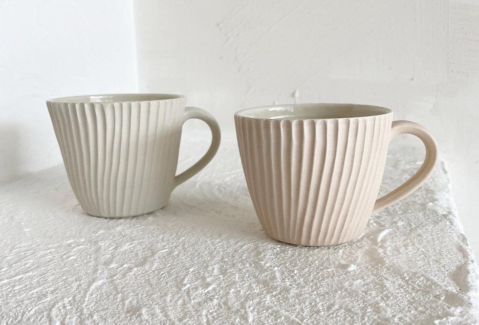 Faceted Mug