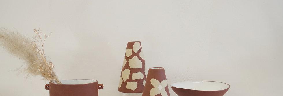 Sediment Cone Vase