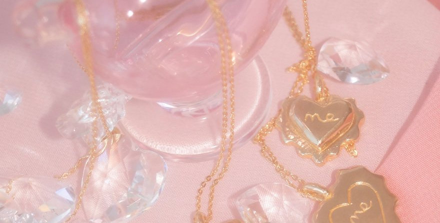 Heart Me Necklace