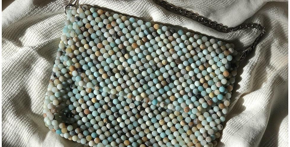 Amazonite Gemstone Bag