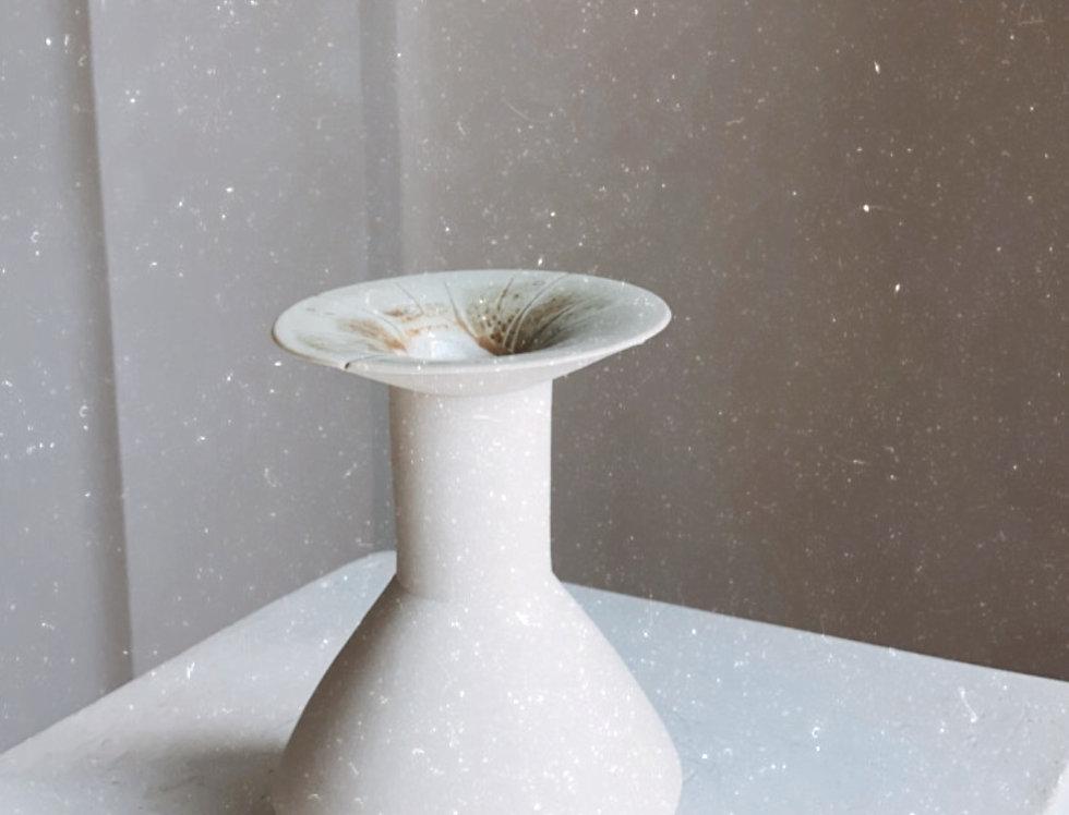 Crystalline Glazed Vase II
