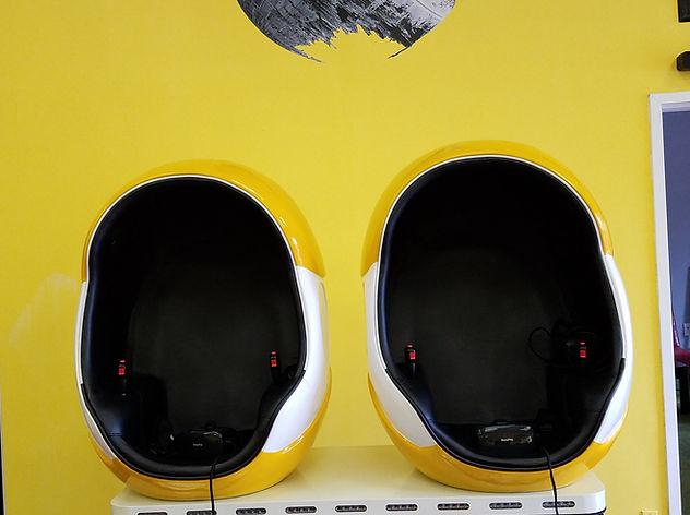 Virtual Reality  Pods