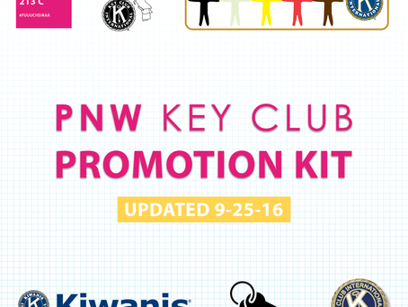 Promotion Kit Updated (9/25/16)