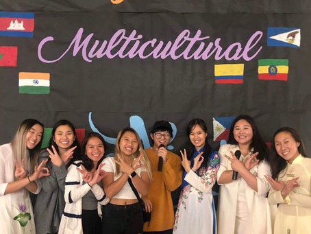 Morty Monday - Multicultural Night Fundraiser