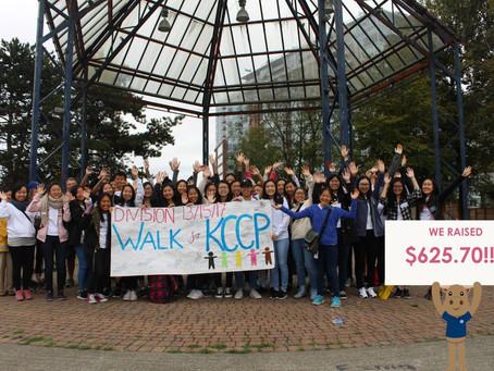 Walk for KCCP Recap