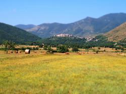 Il borgo di Pastena