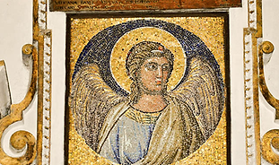 Mosaico di Giotto a Boville Ernica