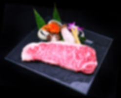 example of a Wagyu steak