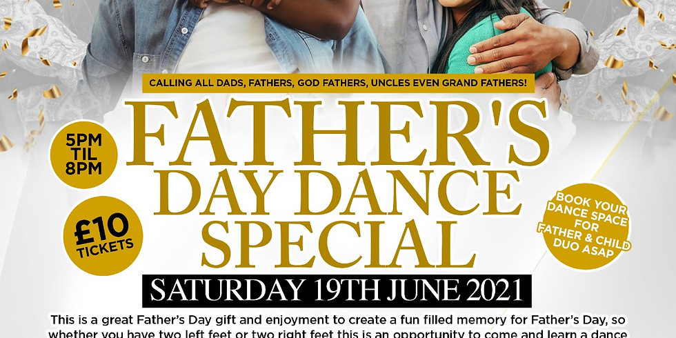 Father's Day Dance Special