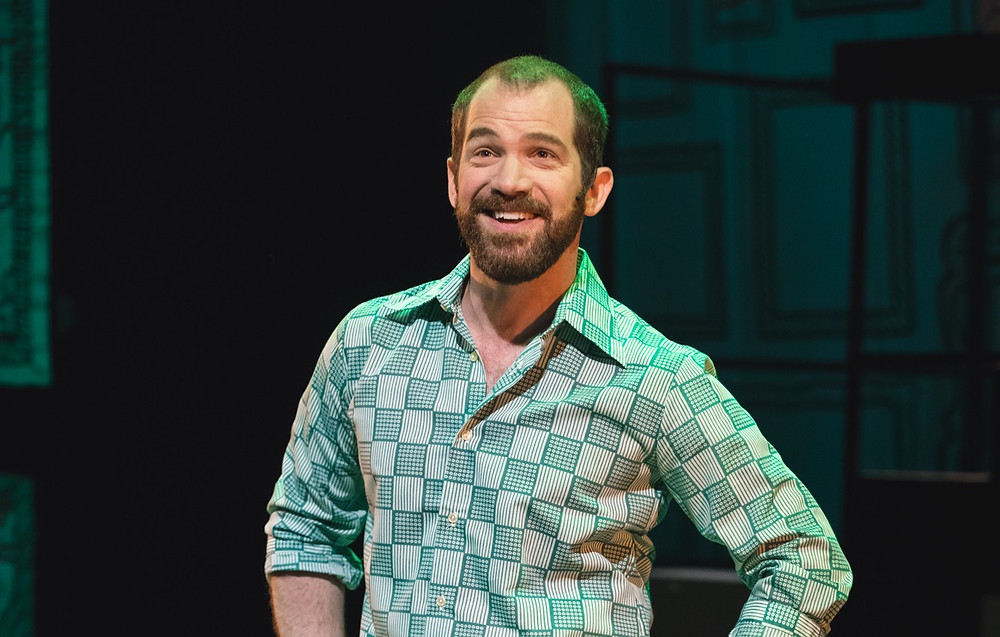 Daniel Boys as Marvin in Falsettos. Picture: The Standout Company