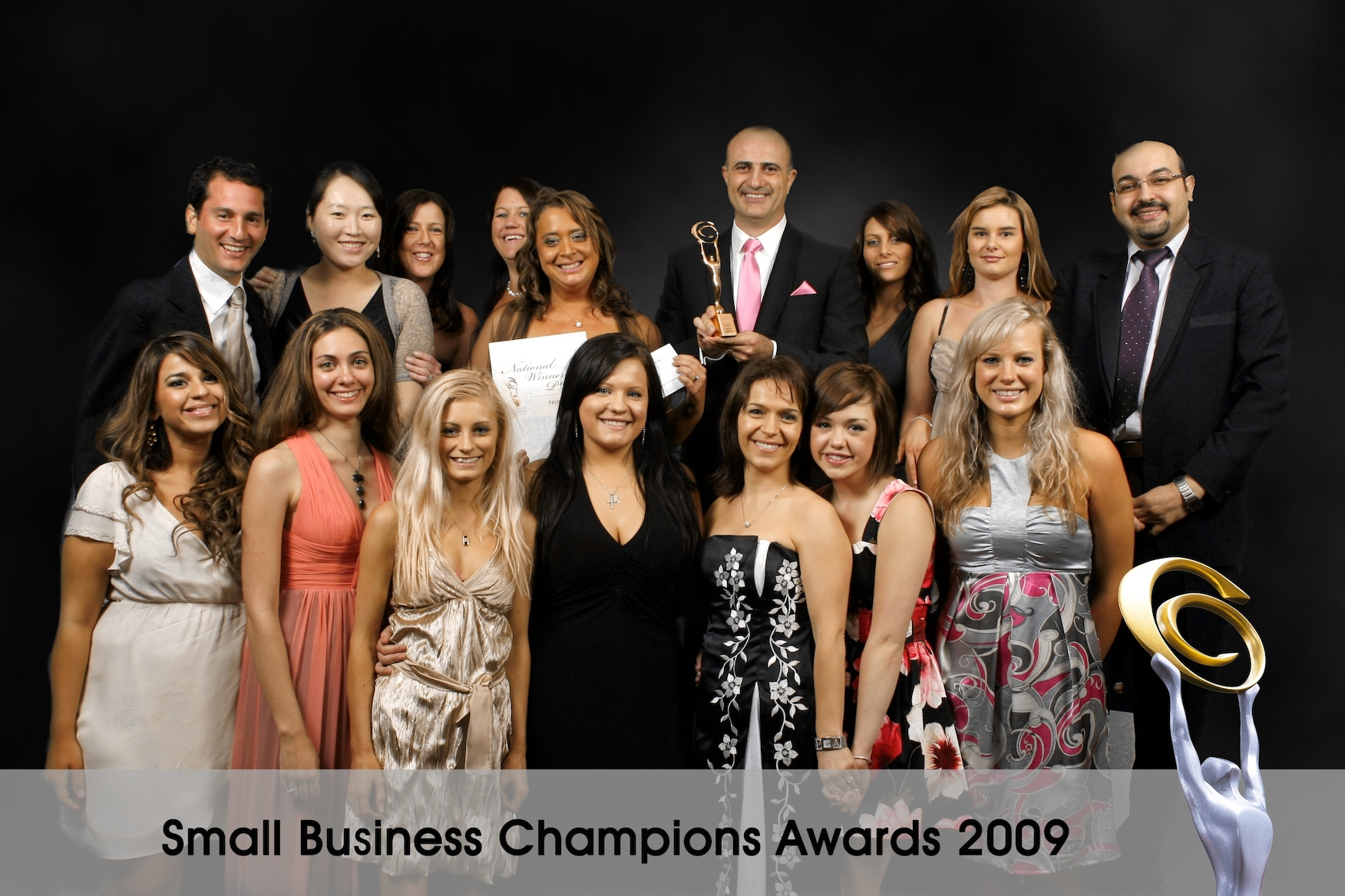 2009 National Award Winners