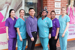 Dental Clinical Team