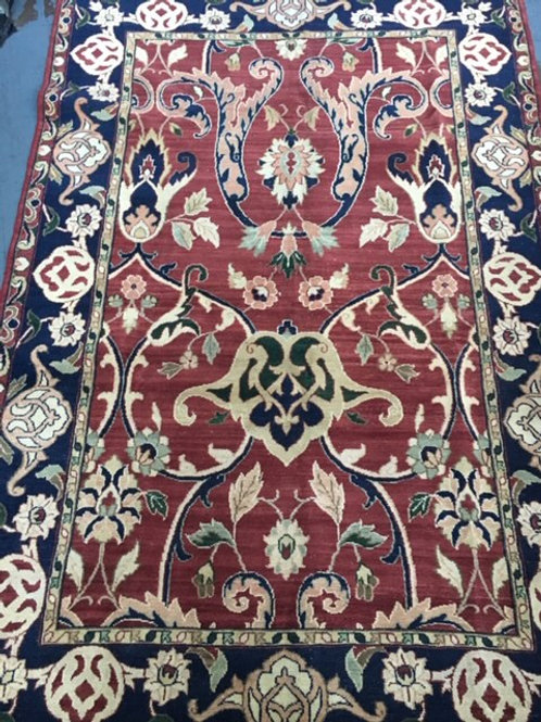 Fine Hand Knotted Wool Rug