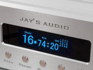 Jay's Audio er flyttet ind. Klik og læs hvorfor CDT2-Mk2 modtog en fornem award i 6moons.