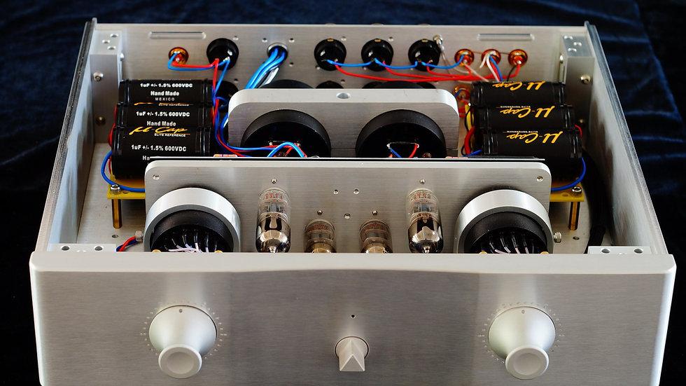 Audio Music AM-RT2 Silver Edition