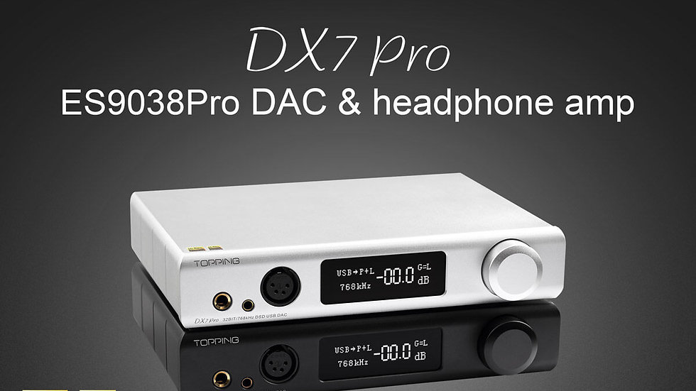 Topping DX7 Pro