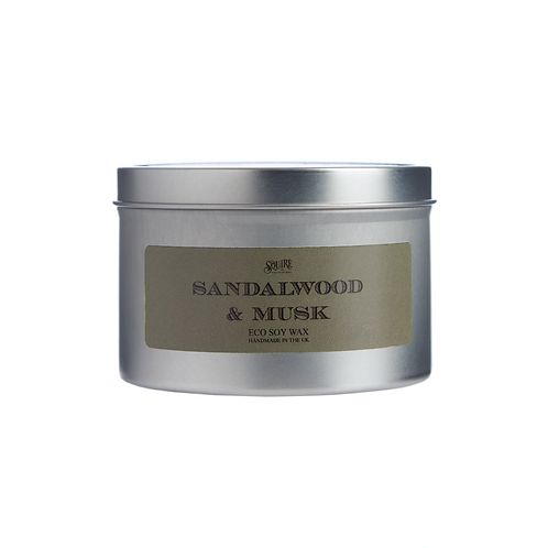 The Candle - Sandalwood & Musk