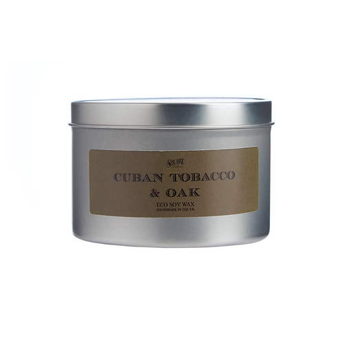 The Candle - Cuban Tobacco & Oak