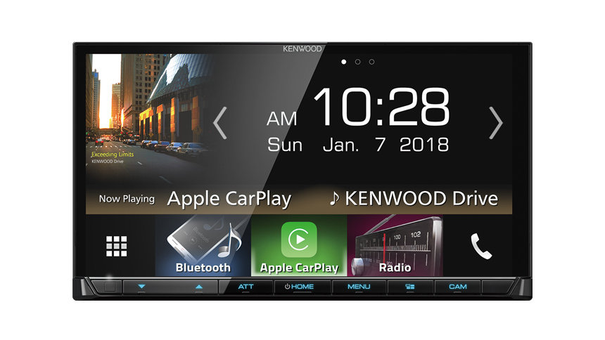 KENWOOD DMX8018S